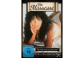 Die Masseuse - (DVD)