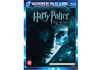 Harry Potter 6 en de halfbloed prins | Blu-ray