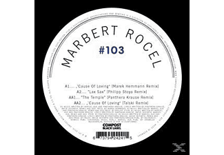 Marbert Rocel - Compost Black Label 103 [Vinyl]