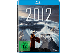 2012 Action Blu-ray