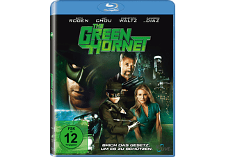 The Green Hornet Action Blu-ray