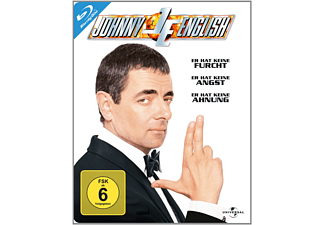 Johnny English Steelbook Abenteuer Blu-ray