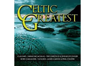 VARIOUS - Celtic Greatest - (CD)