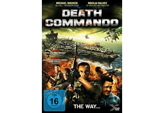 Death Commando - (DVD)