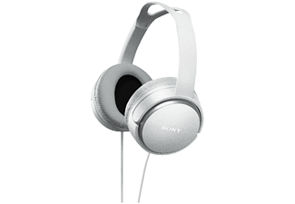 Auriculares con cable - Sony MDR-XD150W Blanco