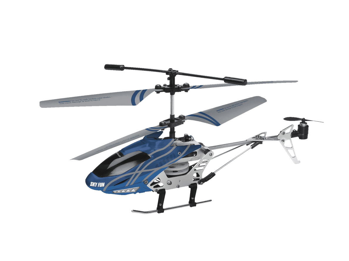 REVELL RC Helicopter Sky Fun RTF/3CH/2,4 GHz 23982 RC Helikopter Blau