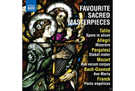 VARIOUS - Favourite Sacred Masterpieces [CD]