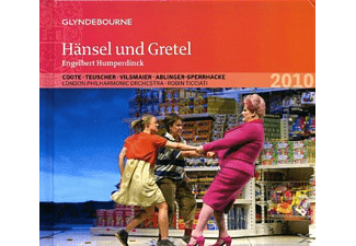Alice Coote, Lydia Teuscher, Irmgard Vilsmaier, Wolfgang Ablinger-Sperrhacke, Tara Erraught, The London Philharmonic Orchestra, William Dazeley - Hänsel und Gretel (GA) - (CD)