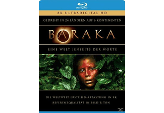 BARAKA (STANDARDBOX) - (Blu-ray)