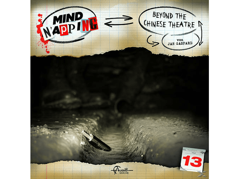 MindNapping 13: Beyond The Chinese Theatre - (CD)