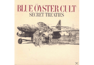 Blue Öyster Cult - Secret Treaties - (CD)