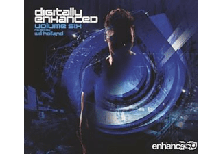 VARIOUS, Will Holland - Digitally Enhanced Vol.6 - (CD)