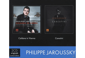 Philippe Jaroussky, Various Orchestra - Caldara & Carestini - (CD EXTRA/Enhanced)