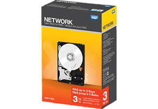 WD Desktop mainstream Red NAS harde schijf 3TB