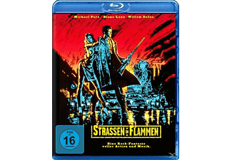 STRASSEN IN FLAMMEN - (Blu-ray)