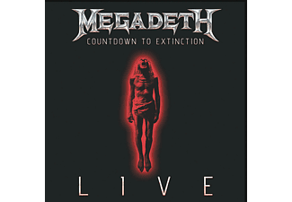 Megadeth - Countdown To Extinction: Live CD