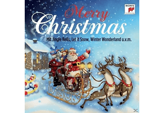 VARIOUS - Merry Christmas [CD]