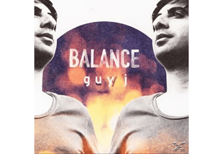 Guy J, VARIOUS - Balance - Mixed By Guy J - (CD)