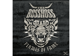 The Bosshoss FLAMES OF FAME Country CD