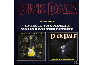 Dick Dale - Tribal Thunder & Unknown Territory [CD]
