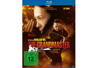 The Grandmaster Action Blu-ray