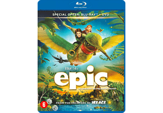 Epic: La Bataille du Royaume Secret - Blu-Ray + DVD