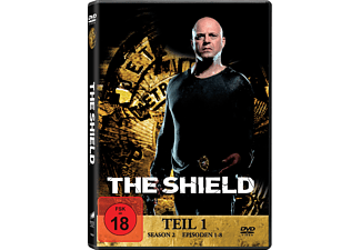 The Shield - Season 2, Volume 1 (Episoden 1-8) - (DVD)