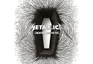 Metallica - DEATH MAGNETIC - (CD)
