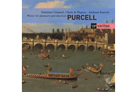 Consort & Players Taverner Choir - Purcell: Music For Pleasure And Devotion [CD]