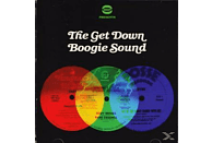 VARIOUS - The Get Down Boogie Sound [CD]