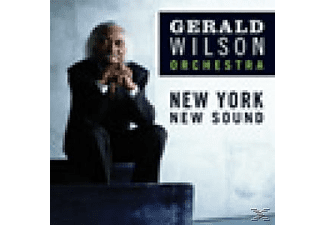 Gerald Wilson Orchestra - New York,New Sound - (CD)