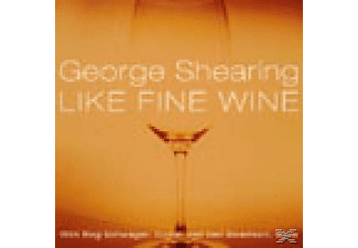 George Shearing - Like Fine Wine - (CD)
