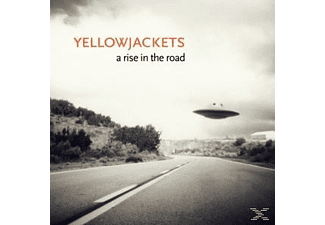 Yellowjackets - A Rise In The Road - (CD)