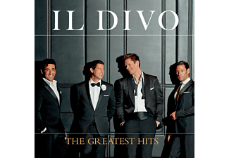 Il Divo The Greatest Hits Klassik Crossover CD