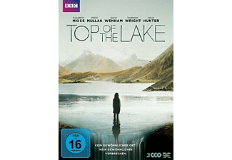 Top of the Lake - (DVD)
