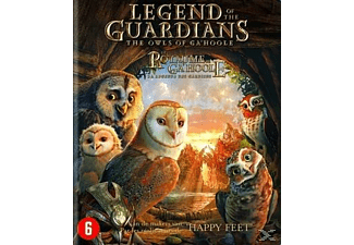 Legend Of The Guardians | Blu-ray