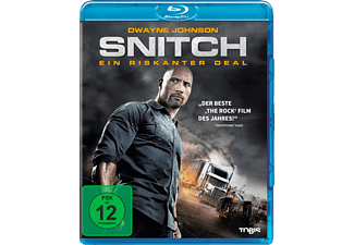 Snitch - Ein riskanter Deal - (Blu-ray)