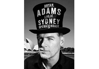 Bryan Adams - Live At Sydney Opera House (Blu-ray)