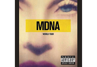 Madonna - Mdna World Tour (CD)