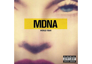 Madonna - MDNA World Tour 2012 (Blu-ray)