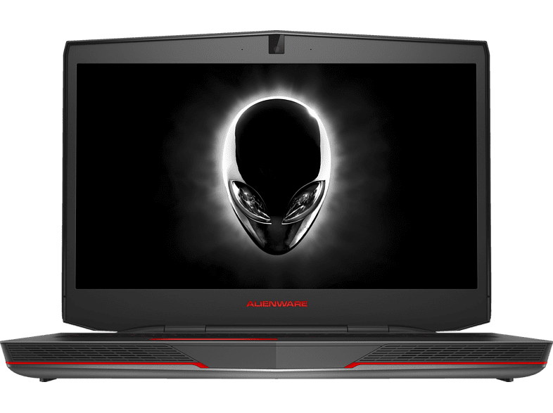 DELL  Alienware 17R1-4365, Notebook mit 17.3 Zoll Display, Core™ i7 Prozessor, 16 GB RAM HDD SSD, Single 4GB NVIDIA GTX 780M, Silber | 05397063384365