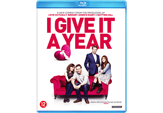 I Give It A Year | Blu-ray
