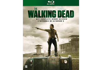 The Walking Dead - Seizoen 3 - Blu-ray