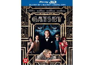 The Great Gatsby | 3D Blu-ray