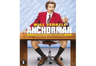 The Anchorman Blu-ray