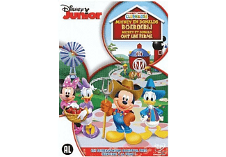 Mickey Mouse Clubhouse - Mickey En Donalds Boerderij | DVD