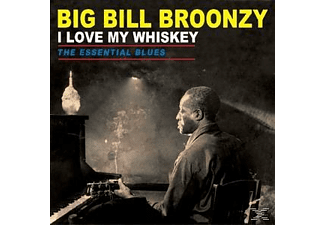Big Bill Broonzy - I Love My Whiskey - (Vinyl)