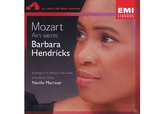 Barbara Hendricks - Airs Sacres - (CD)