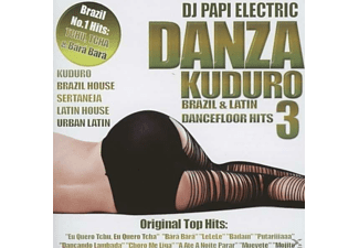 VARIOUS - Danza Kuduro 2012 Vol.3 - (CD)
