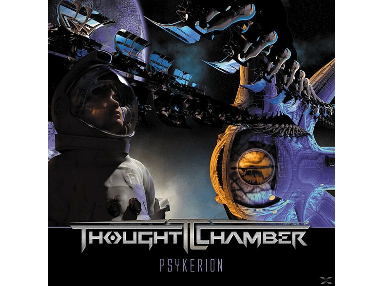 Thought Chamber - Psykerion (Ltd.Edt.) [CD]
